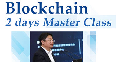 Blockchain & Bitcoin 2 Days Masterclass with Dr Robert Li