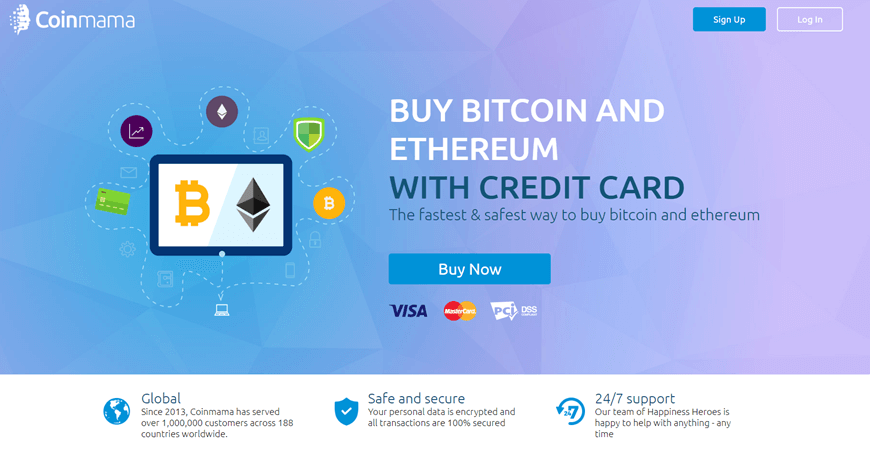 how to buy btc with credit card