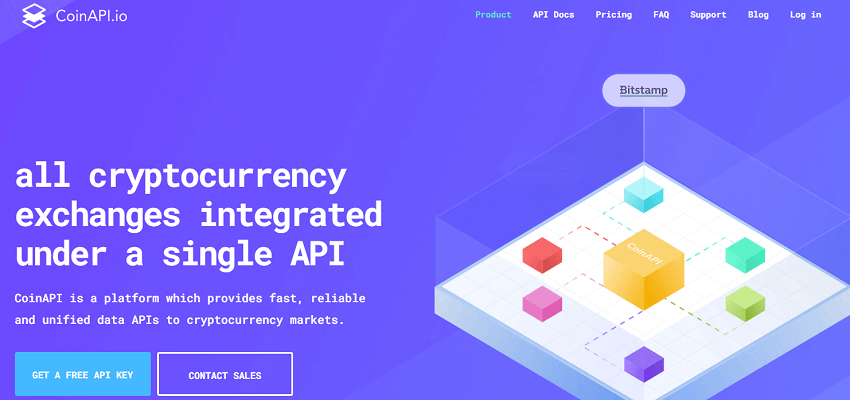 Top 10+ Cryptocurrency Free Data APIs